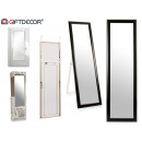 wholesale Mirrors: mirror 30x120 cm with black foot