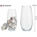 grand verre jarron