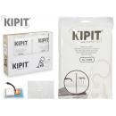 wholesale Shopping Bags: clear vacuum bag 50 x 70 cm