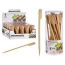 Set mit 48 Bambusspießen