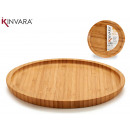 bambu small round appetizer table