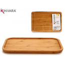 Rectangular table bambu medium appetizer