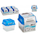 il contenitore di plastica assorbe l'umidità 8