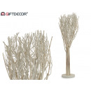 ingrosso Decorazioni: albero decorativo in legno bianco