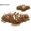 grossiste Cremes: centre décoratif en bois naturel