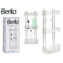 wholesale Bath Furniture & Accessories: straight shelf high triple bathroom