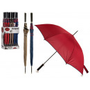 wholesale Umbrellas: umbrella tip iron colors 3 times assorted oscu