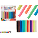 set of 12 plasticine bars 12 colors