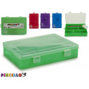Mnultiuso Box flach transparent Medium