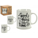 wholesale Kitchen Utensils: jug mug time black models 4 times assortmenturtid