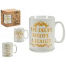 mug mug mug gold gold modelli 4 volte assortito