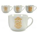 tazon asa coffee oro , modelos 4 veces surtido sur