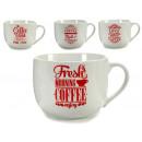 tazon asa coffee rojo , modelos 4 veces surtido su