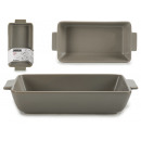 wholesale Pots & Pans: gray medium rectangular casserole