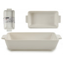 wholesale Pots & Pans: white medium rectangular casserole