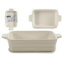 wholesale Pots & Pans: white rectangular casserole