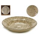 wholesale Kitchen Utensils: plate deep gray decoration