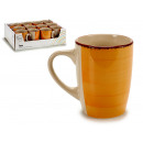 wholesale Houseware: cup breakfast stoneware earth edge
