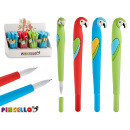 assorted macaw pen