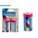 GRUNDIG - blister 2pilasalc d lr20 6000mah