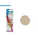 grossiste Batteries et piles: GRUNDIG - blister 6pilasboton lr1130 ag10