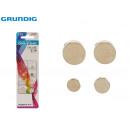 GRUNDIG - blister 8 pilasboton ag