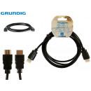 groothandel Consumer electronics: GRUNDIG - kabel 1,4 hdmi 2 meter