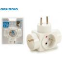 GRUNDIG - 3-pin plug3x 16a