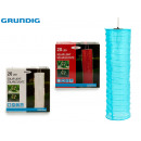 GRUNDIG - solar lantern20x90cm 3 times assorted