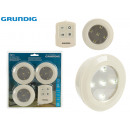 wholesale Consumer Electronics: GRUNDIG - set of 3 lights multi-purpose ledc ...