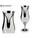 wholesale Drinking Glasses:silver glass cup