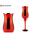 wholesale Drinking Glasses:big red glass cup
