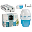 set of 2 gel air fresheners 140gr x 2 clothes l