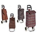 wholesale Bags & Travel accessories: shopping cart unisex pictures, colors 4 times surt