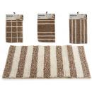 ingrosso Bagno: tappeto marrone 40x60cm, 4 volte assortito modelli