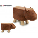 wholesale Small Furniture:brown ox stool