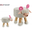 stool child sheep