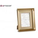 zakrzywiona złota ramka na zdjęcia 13 x 18 cm