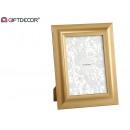 wholesale Pictures & Frames: golden photo frame 13 x 18 cm