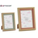 wholesale Pictures & Frames: photo frame background 2 col.mix 13x18cm