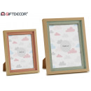 wholesale Pictures & Frames: photo frame background 2 col.mix 15x20cm