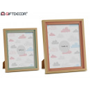 photo frame background 2 col.mix 20x25cm