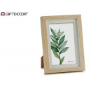 photo frame white background 10x15cm