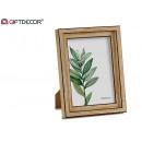 photo frame aged background 13x18cm