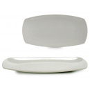 wholesale Household & Kitchen: white porcelain oval tray 41x21 cm