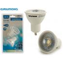 GRUNDIG - 2 led bulbs gu10 7w 500lmn 6400k gru
