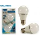 GRUNDIG - 2 led bulbs a60 e27 9w 806lm 3000k g