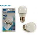 GRUNDIG - 2 led bulbs g45 6w e27 470 lm 3000k