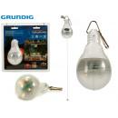 GRUNDIG - 4leds solar led bulb 6 / 8h 1 aaa batter