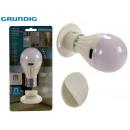 GRUNDIG - portable light bulb with grundi support